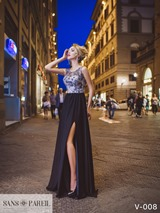 Evening Dress: Sans Pareil Collection 2017: V-008