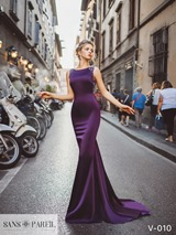 Evening Dress: Sans Pareil Collection 2017: V-010